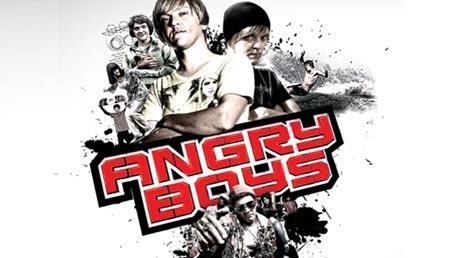 angry boys logo