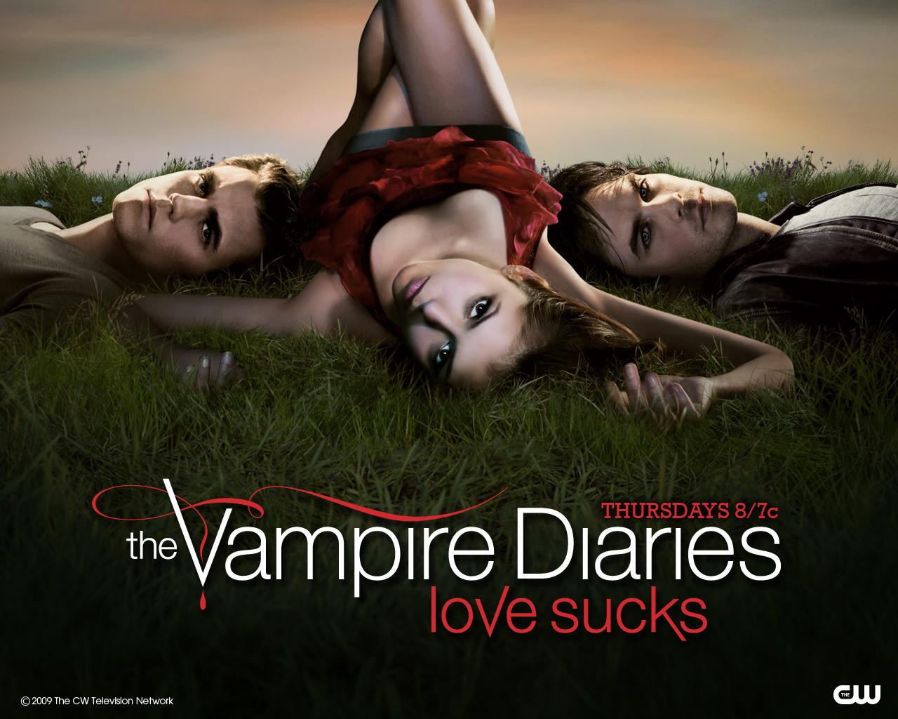 The VAMPIRE DIARIES (TV) — Nina Dobrev | aparoo says