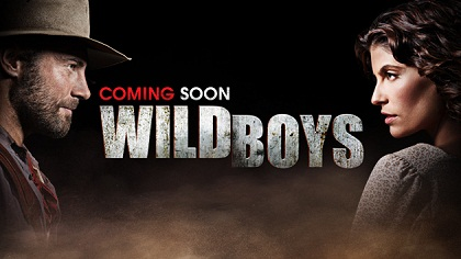 Wild Boys logo coming soon