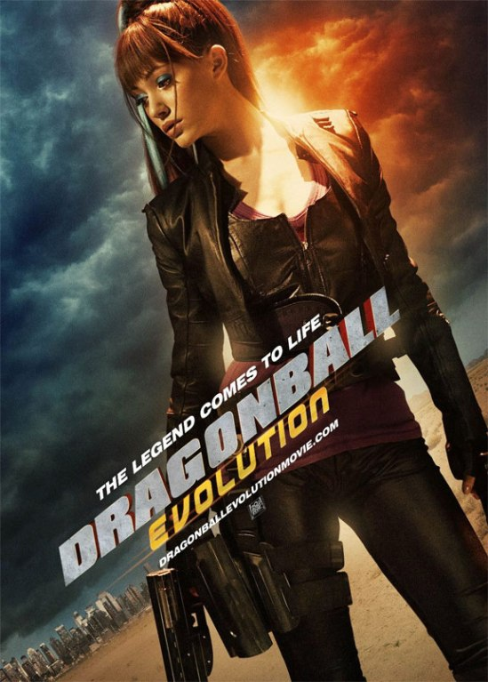 emmy rossum as bulma in dragonball evolution movie 2