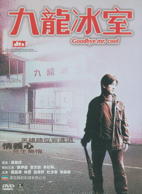 good bye mr cool poster 2