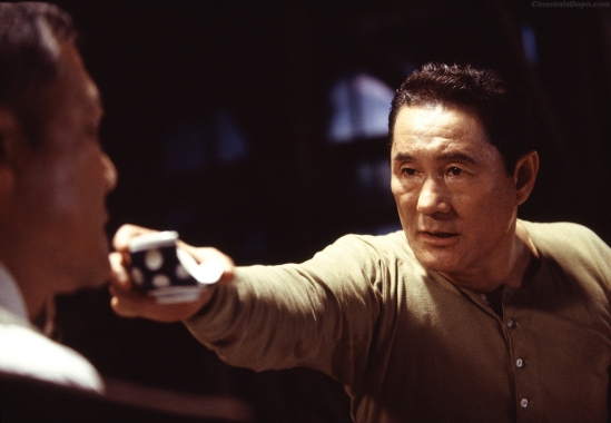 blood and bones kitano