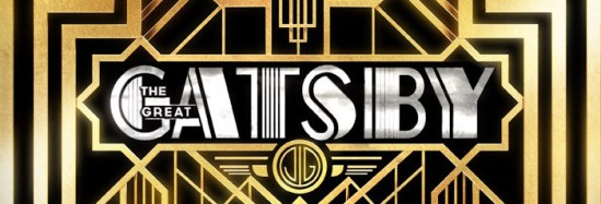 the great gatsby 2012 banner