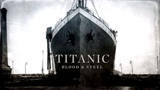 titanic blood and steel poster 1