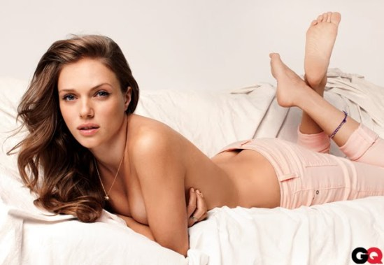 tracy spiridakos gq