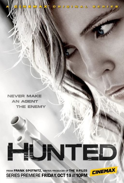 melissa george hunted poster