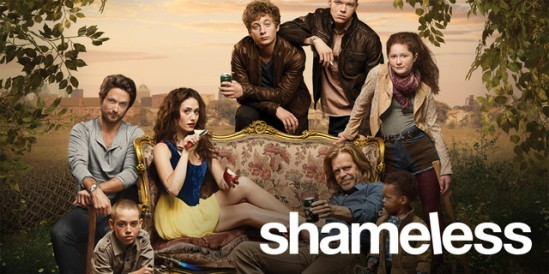 SHAMELESS SEASON 3 ADVERTISING & PUBLICITY STILL PHOTOGRAPHY